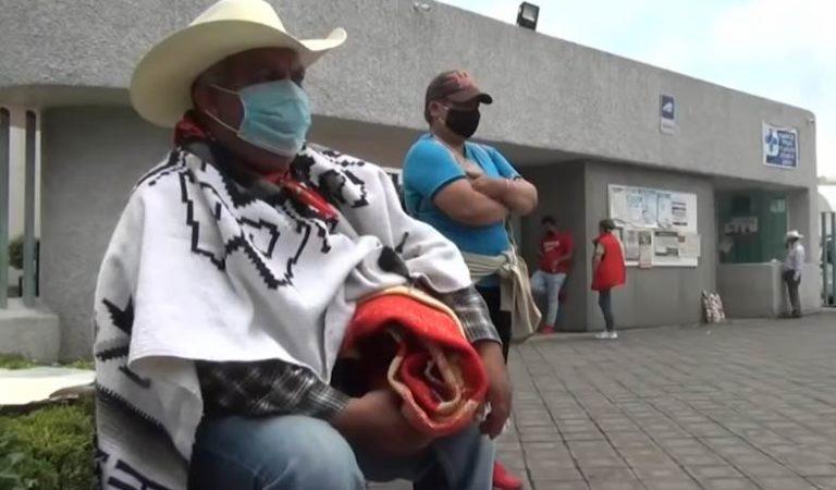 Campesino debe más de un millón de pesos por hospital; su esposa fue internada por Covid
