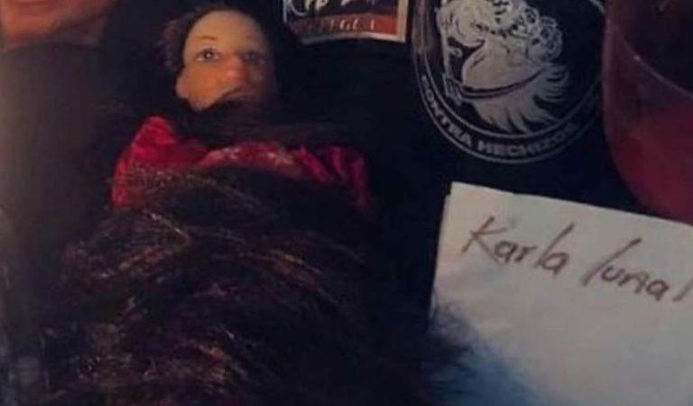 Karla Panini, habría hecho brujería a Karla Luna y a productor de Televisa