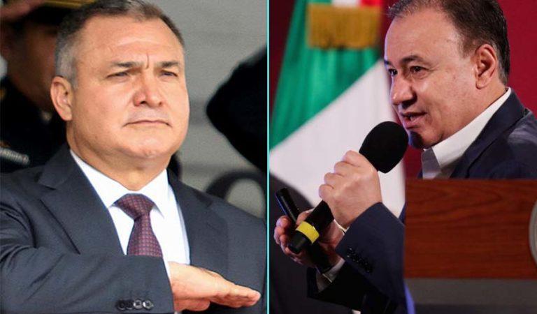 Alfonso Durazo: se ha retirado del cargo a 18 funcionarios por vínculos con García Luna, entre ellos directores generales de la GN