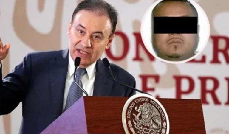 Durazo advierte que con detención de El Marro, se irá desmantelando a grupos criminales