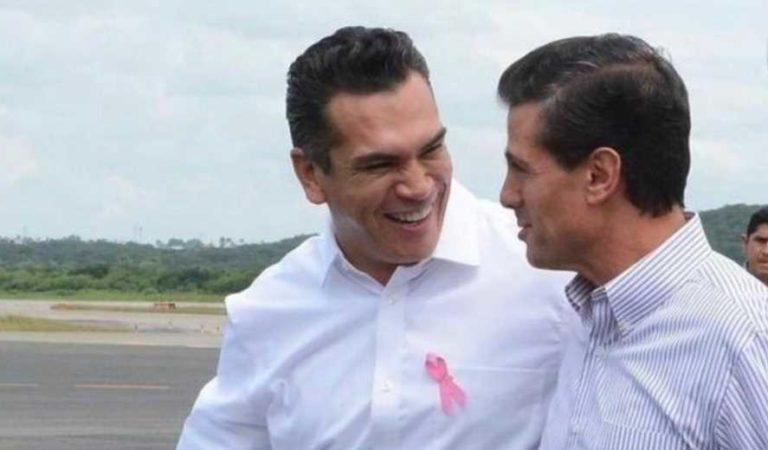 El PRI dice ser una victima más de la corrupción de Emilio Lozoya