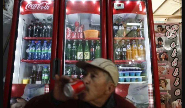 Coca Cola pagó a universidades y científicos para decir que no engorda