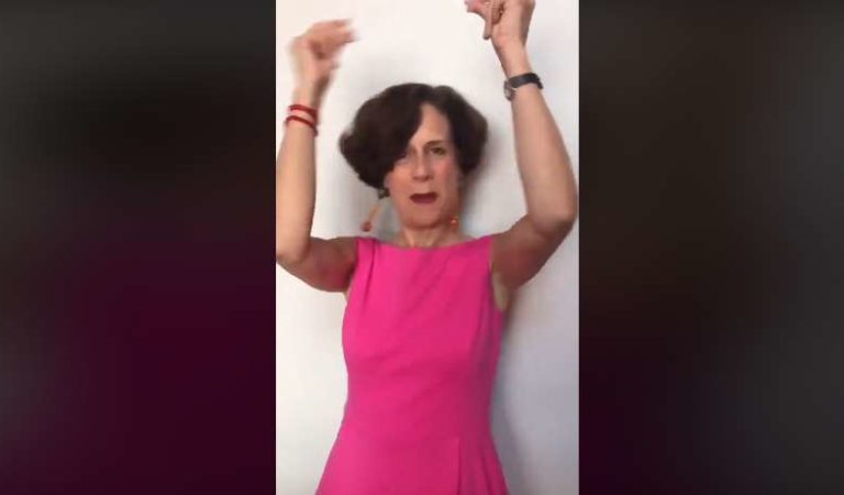 Denise Dresser baila Reguetón para recaudar dinero para ITAM | Memes