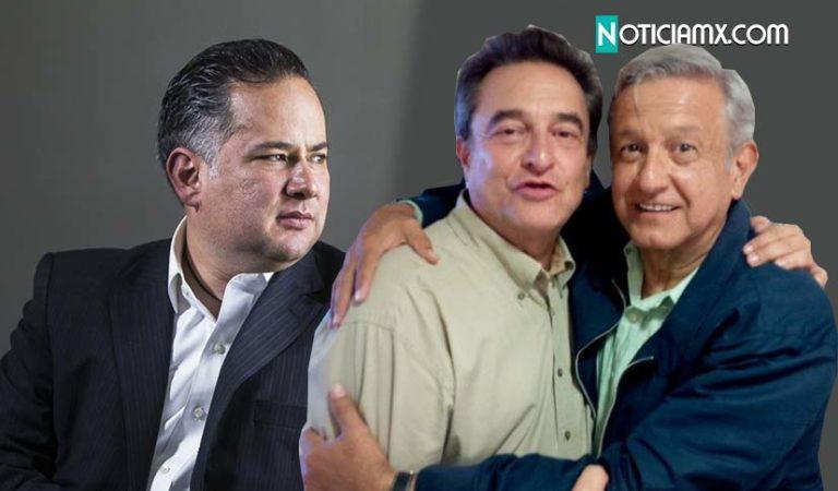 Pío López Obrador y David León, serán investigados por Santiago Nieto de UIF