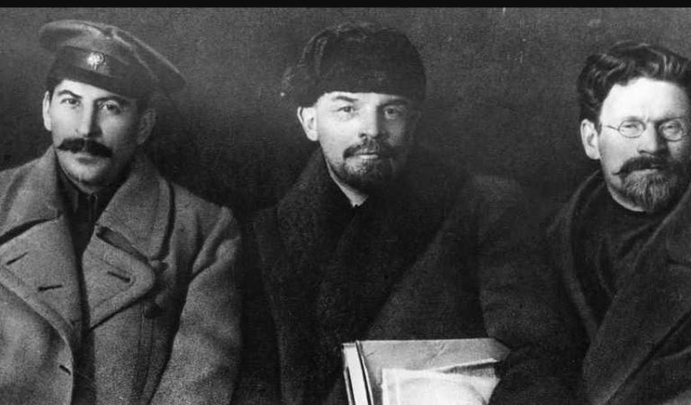 ¿Por qué Stalin mató a Trotsky?