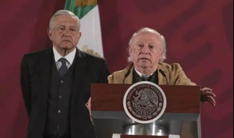Gobierno de 4T está llena de contradicciones, hay muchos problemas: Víctor Manuel Toledo, titular de Semarnat