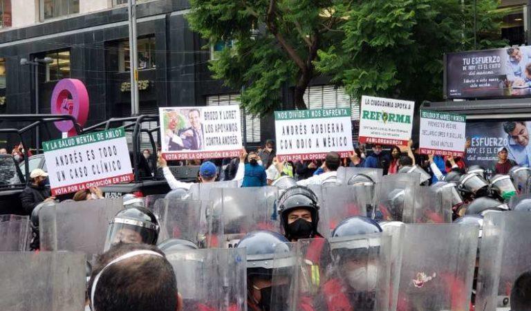FRENAAA ratifica denuncia de juicio político contra AMLO en la Cámara de Diputados