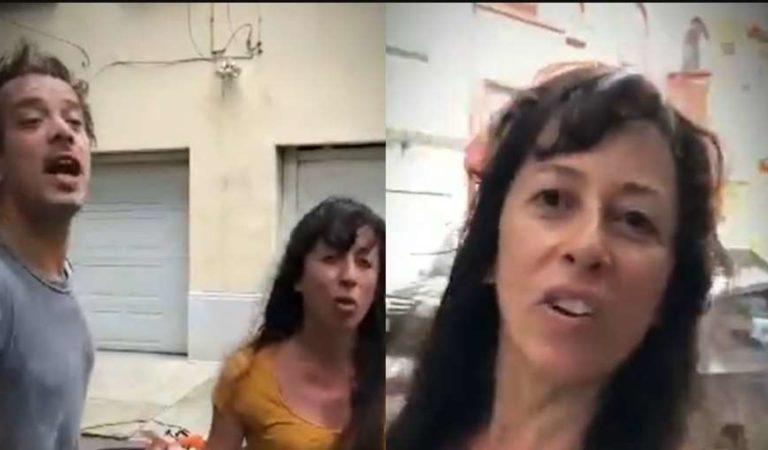 Lady Argentina pide disculpas por racista; Migración la expulsa de México