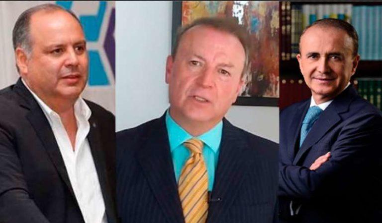 AMLO pide a Lozano, Pedro Ferriz y Gustavo de Hoyos quedarse a dormir en plantón de FRENA