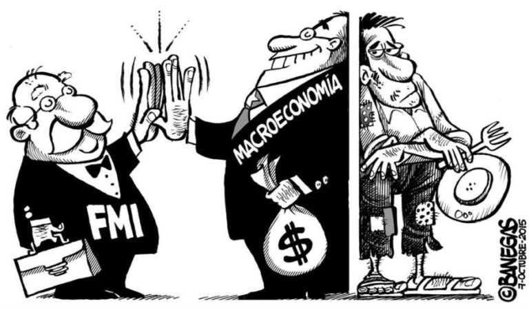 AMLO hace pedazos recomendación de FMI: 'recomiendan privatizar, aumentar precio de gasolinas y energía eléctrica'