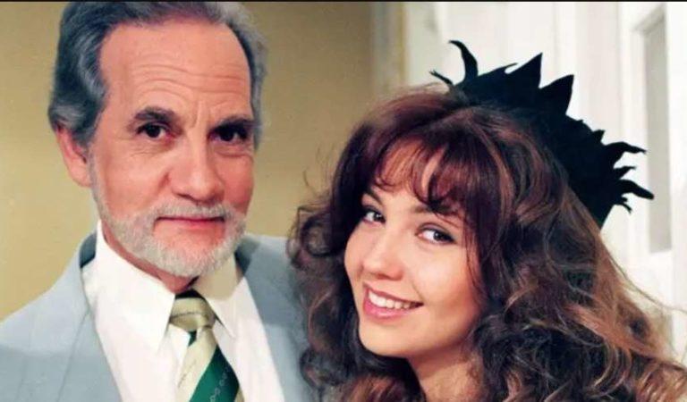 """Murió Ricardo Blume, primer actor de Televisa, participó en """"María la del Barrio"""""""