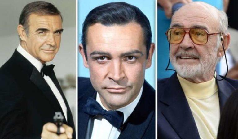 Muere Sean Connery a los 90 años, el primer James Bond en el cine