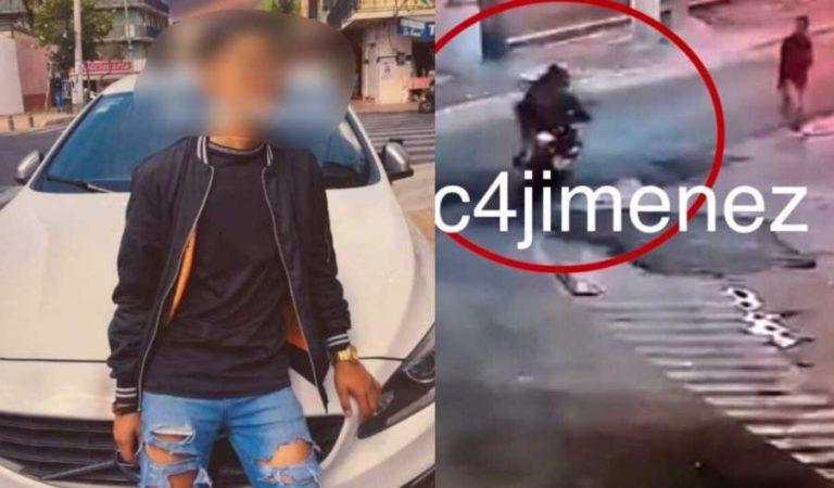 Alessandro, niño secuestrado y asesinado; se lo llevaron en motocicleta | VIDEO