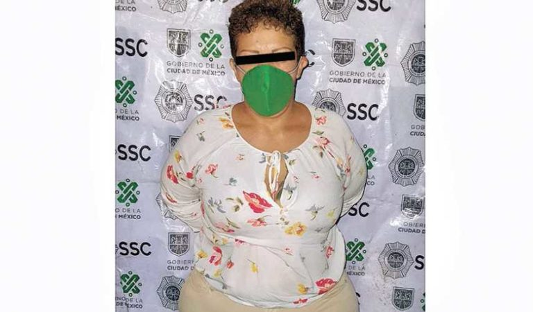 Detienen por segunda vez a 'La Chofis', vinculada con el asesinato de los niños mazahuas en CDMX