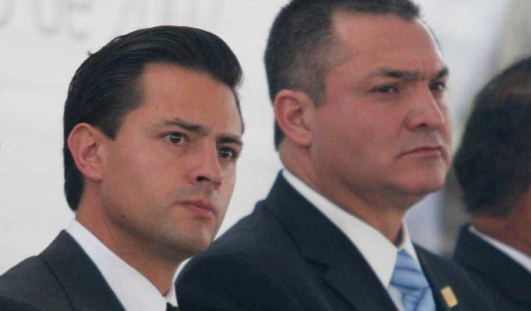 Empresa ligada a García Luna recibió 402 millones de dólares con Peña Nieto