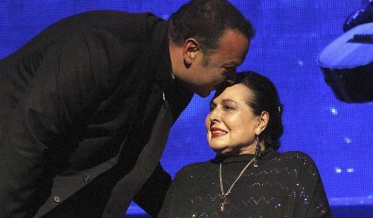 Fallece la cantante Flor Silvestre, madre de Pepe Aguilar
