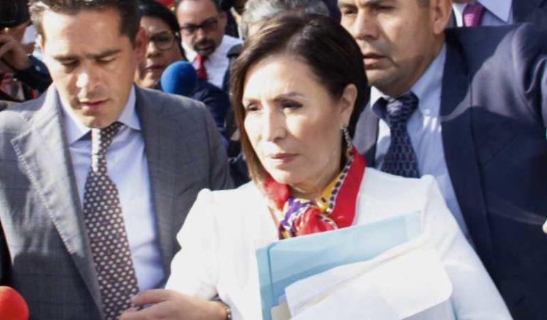 Hoy Rosario Robles, buscará que la FGR la acepte como testigo colaborador: abogado