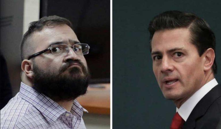 Javier Duarte, dispuesto a declarar ante la FGR todo sobre Peña Nieto y Odebrecht, sin beneficio alguno