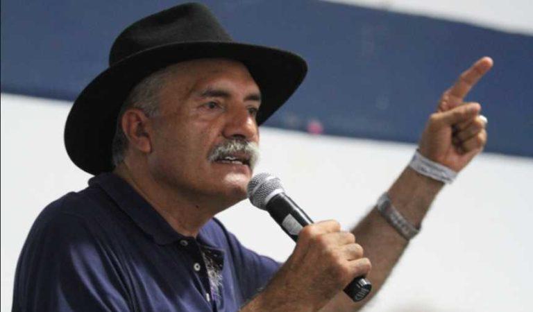 José Manuel Mireles es ingresado a terapia intensiva por COVID-19