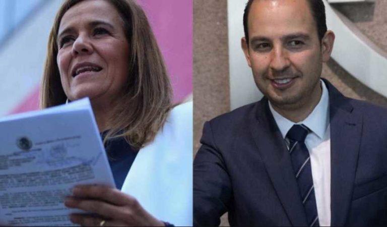 México Libre busca alianza con el PAN y MC para competir en elecciones de 2021: Zavala