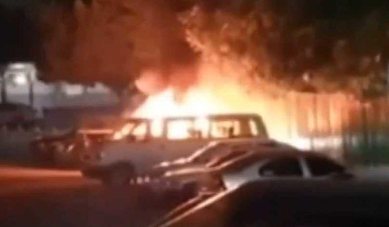 Muere calcinado médico del IMSS en Morelos; sujetos le habrían lanzado bombas molotov