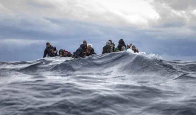 Mueren 14 migrantes, entre ellos dos niños y 4 mujeres; intentaban llegar a España