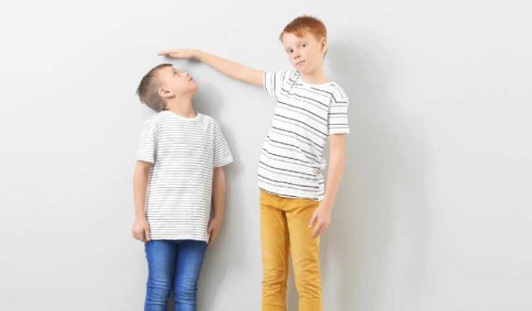¿Niños altos o bajos? La clave está en la alimentación