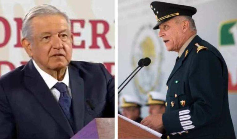 'Tenemos el compromiso de no fallarle al pueblo': AMLO pide confiar en la investigación a Cienfuegos