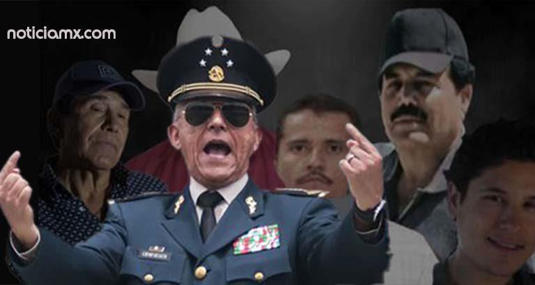 EU liberó al General Cienfuegos, a cambio de que AMLO entregue a un narco poderoso: Reuters