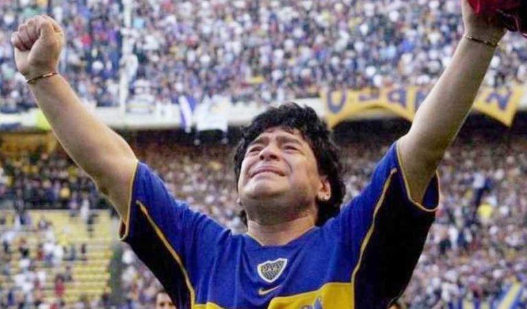 Amenazan de muerte funerario que se sacó una selfi con el cadáver de Maradona