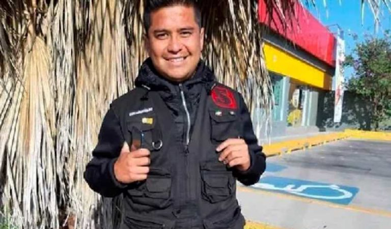 Asesinan a balazos al periodista Israel Vázquez, en Guanajuato