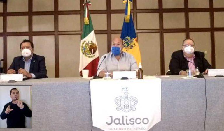 Enrique Alfaro anuncia regreso a clases presenciales el 25 de enero