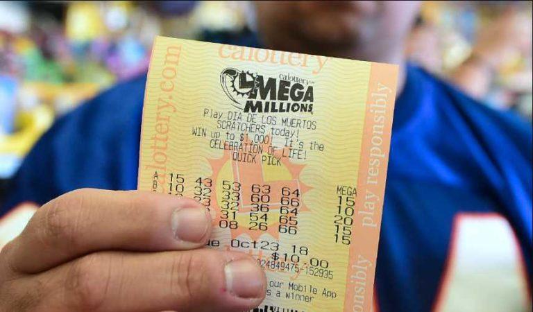 Lotería de EU podría regalar $230 MDD a un mexicano