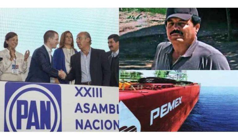 Panistas ofrecieron buques de Pemex a 'El Mayo' Zambada a cambio de financiamiento en campañas electorales: Anabel Hernández