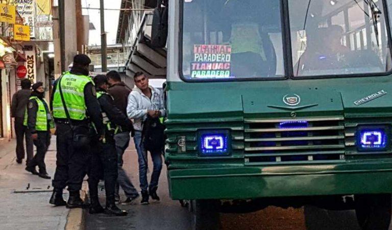 'Tendríamos que parar el servicio': transportistas exigen aumento de tarifa a $9 en CDMX