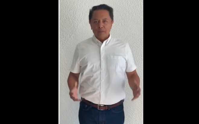 Pablo Sandoval sobre Salgado Macedonio: 'Vamos a superar este momento' | VIDEO