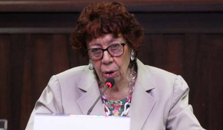 Ebrard nombra a Carmen Moreno Toscano cómo subsecretaria de Relaciones Exteriores