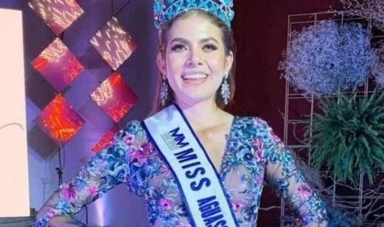 Miss Aguascalientes 2019, Ximena Hita; muere en departamento