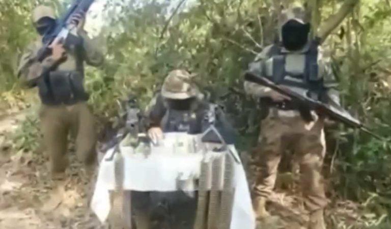 CJNG acusa con AMLO al 'Teto' de ser un 'consentido'; su máximo rival en Michoacán | VIDEO