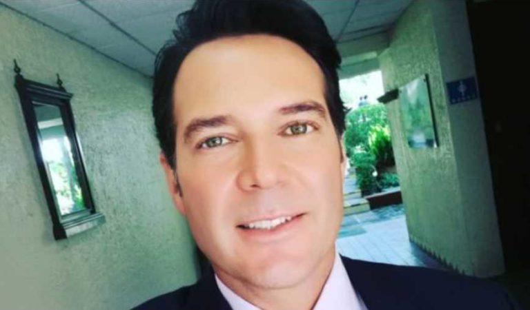 Fallece a los 45 años el actor mexicano Rodrigo Mejía