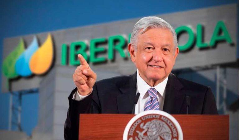 Iberdrola y otras empresas extranjeras son corruptas, saquean a México: AMLO