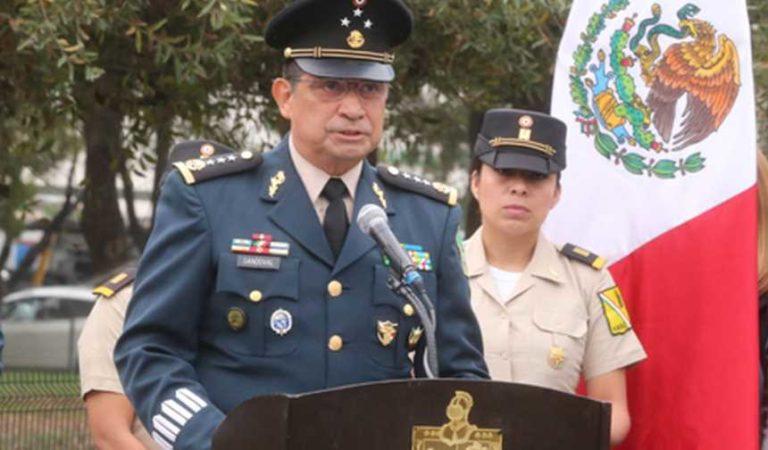 Luis Cresencio Sandoval, titular de la Sedena, da positivo a COVID-19