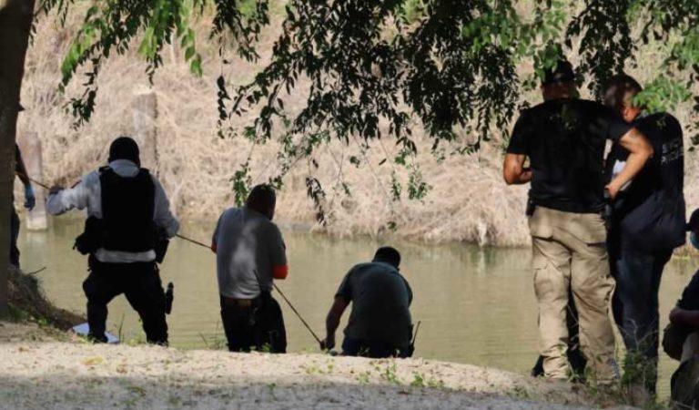 Muere niño hondureño arrastrado por la fuerte corriente del Río Bravo