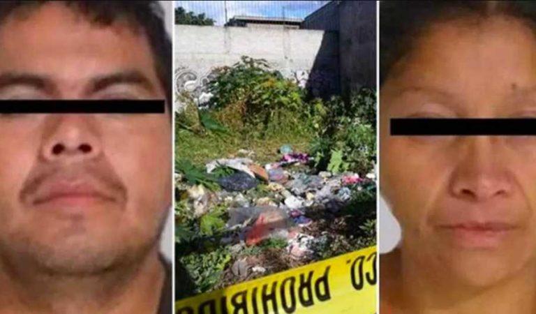 Sentencian a cadena perpetua a 'Monstruos de Ecatepec', asesinos seriales de jovencitas