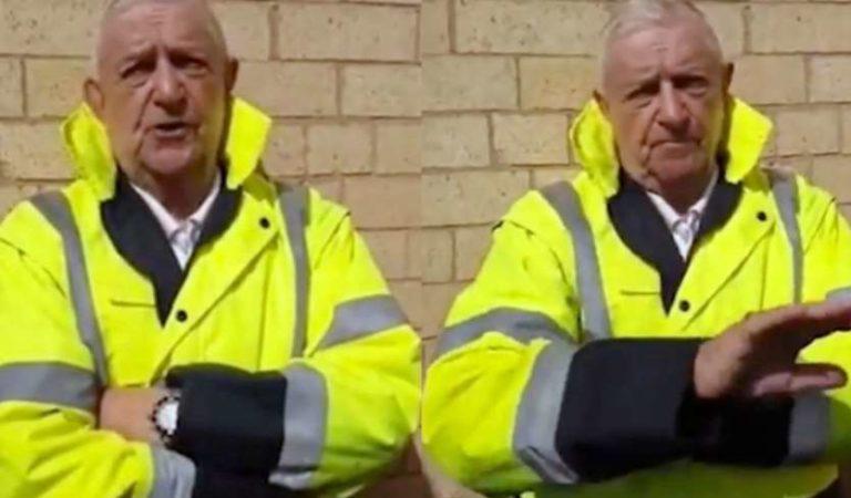 Abuelo de 83 años fue detenido por pederasta: 'fui un completo idiota'