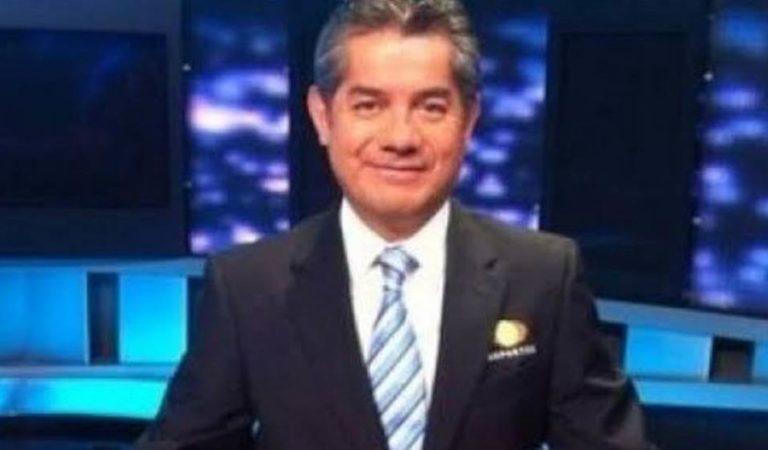 Muere Gerardo Valtierra, comentarista de Televisa