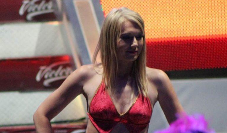 Edecanes del CMLL, fotos y videos