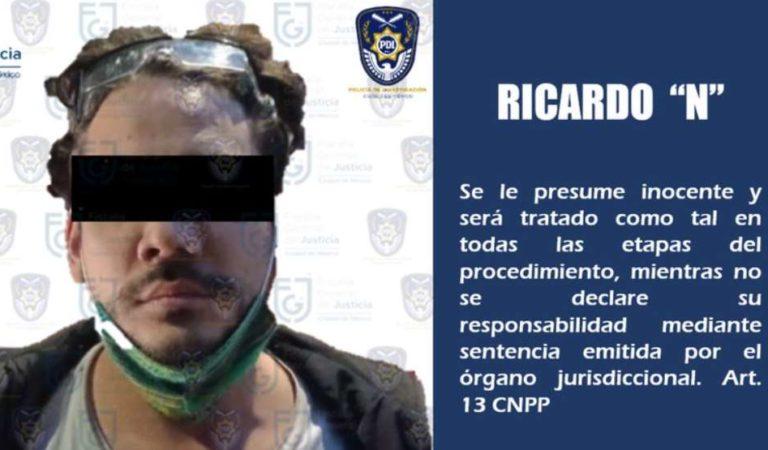 Detienen a Rix, el youtuber que abusó contra Nath Campos
