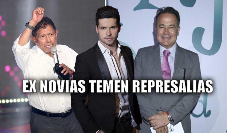 En Televisa reciben como héroe a Eleazar Gómez por 'sufrir' en prisión