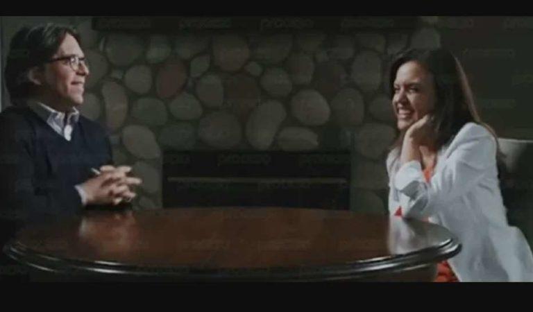 """Clara Luz sobre Keith Raniere: """"No, lo conozco, no sé qué es NXVIM"""", pero un video la exhibe"""